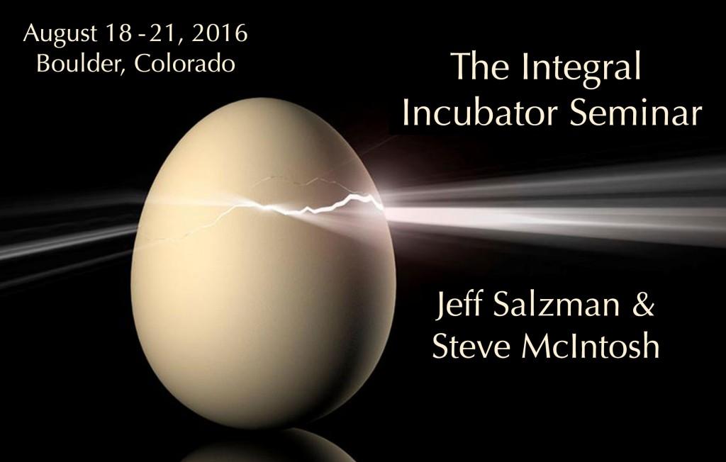 Integral Incubator Seminar