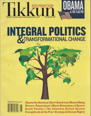 Integral Politics, Tikkun