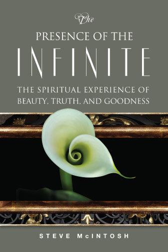 The Presence of the Infinite bookcover