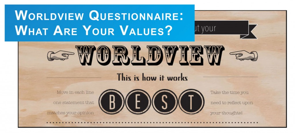 Worldview-Questionnaire