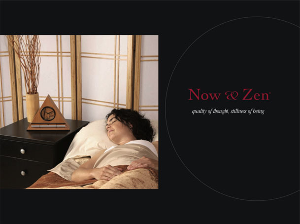 Now & Zen Catalog from 2012